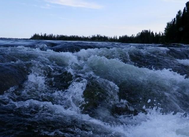Gods River