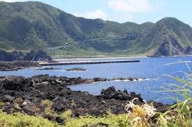Hachijo Jima Island