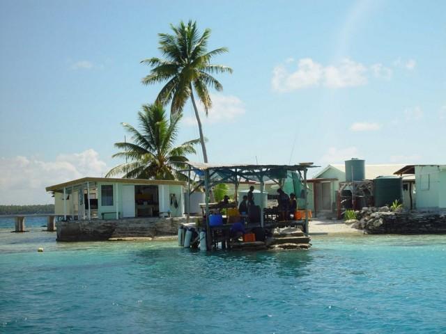 Manihiki Island