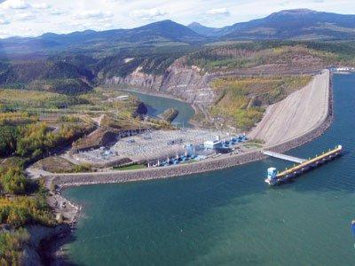 Muskrat Dam