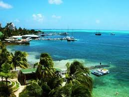 San Andres Island