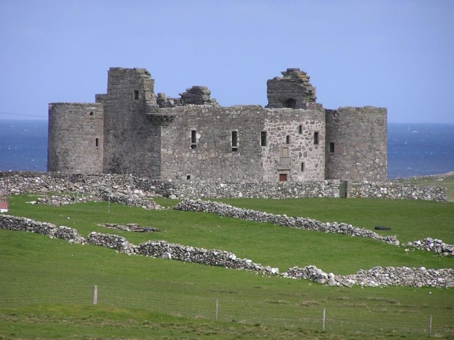 Unst Shetland Islands