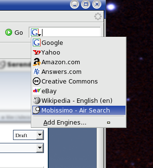 Ultra Cool Firefox Plugin for Mobissimo